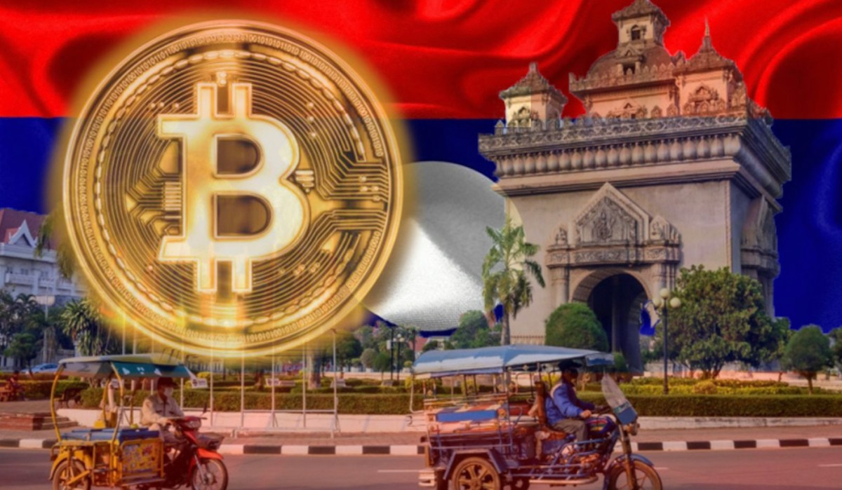 China's crypto ban a big boon for little Laos - Asia Times