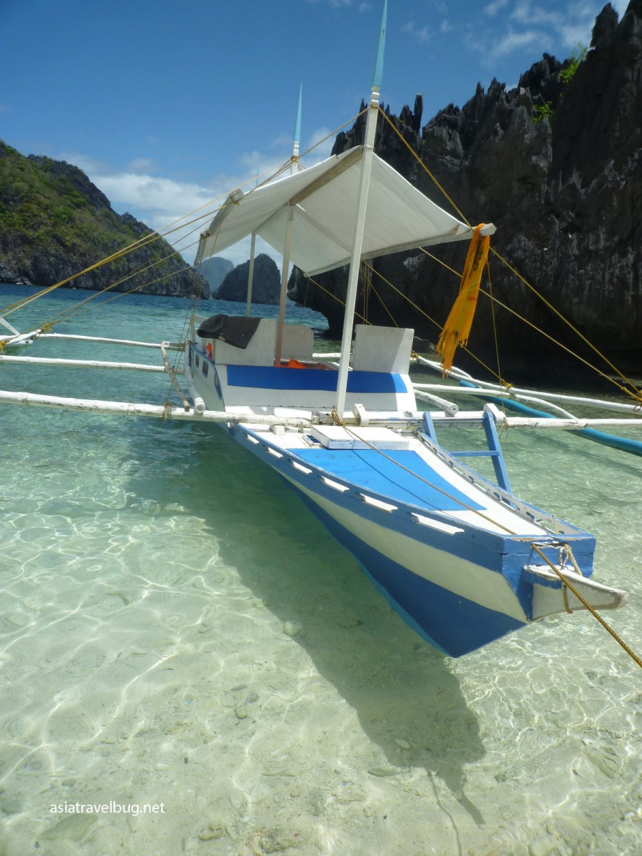 El Nido Island Hopping — Tour A: Lagoons and Beaches ...