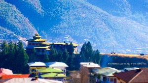 Best Places To Visit In Thimphu Bhutan, an ancient temple named Changangkha Lhakhang that has a mysterious and mystical ambience. Definitely a must visit!