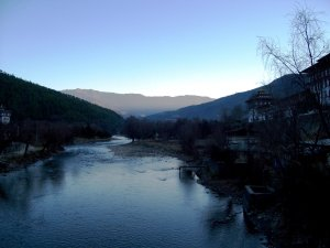 Thimphu River of Bhutan, an amazing sight that you must definitely visit and see