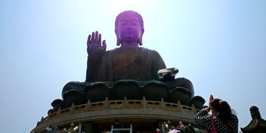 What To See In Hong Kong - Big Buddha Blesses Everyone