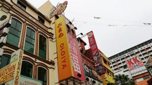 Things To Do In Kuala Lumpur - Petaling Street - Oloiya, popular barbecued meat shop