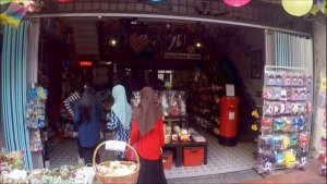 One of the souvenir shops at Second Concubine Lane, lots of interesting stuff to buy as souvenir and for friends and family