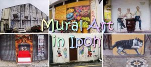 Things To Do In Ipoh - Mural Art - header