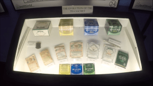 The Evolution of the Tea Sachet