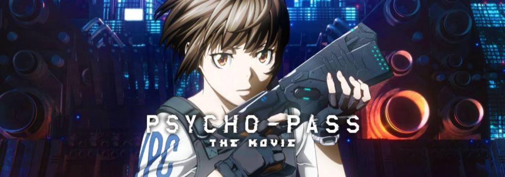 Psycho-Pass The Movie: Screening #2 at Cobb Plaza Cinema Café 12