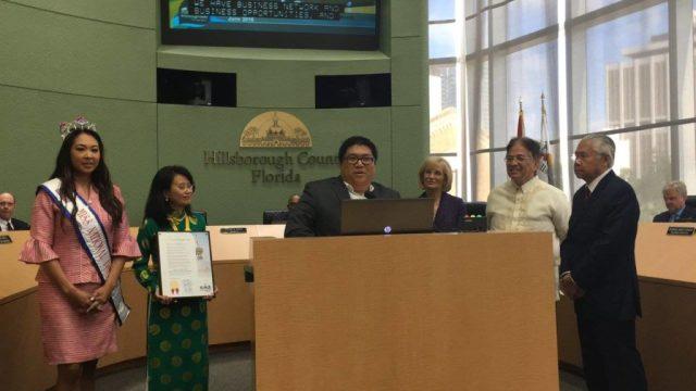 Celebrating Asian Heritage Month in Hillsborough County, Florida
