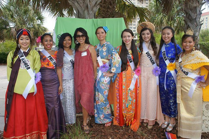 Miss AsiaFest-Tampa 2014 Contestants