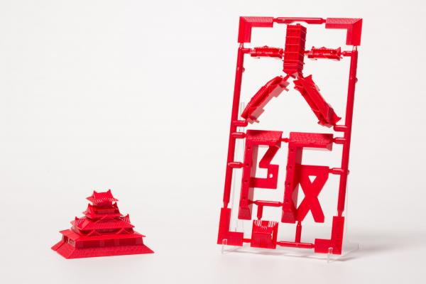 Chinese character model