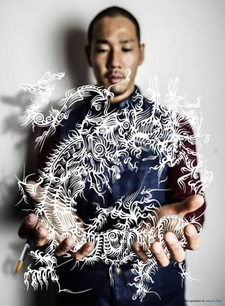Japanese Artist Yasunori Kimata