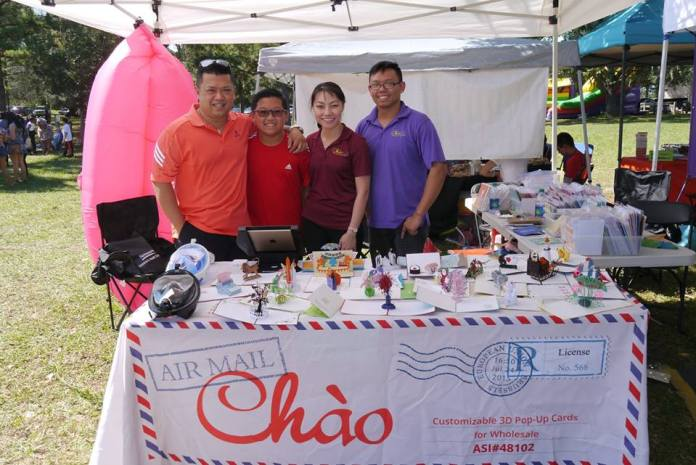 Chao Cards - Asian Cultural Expo sponsor