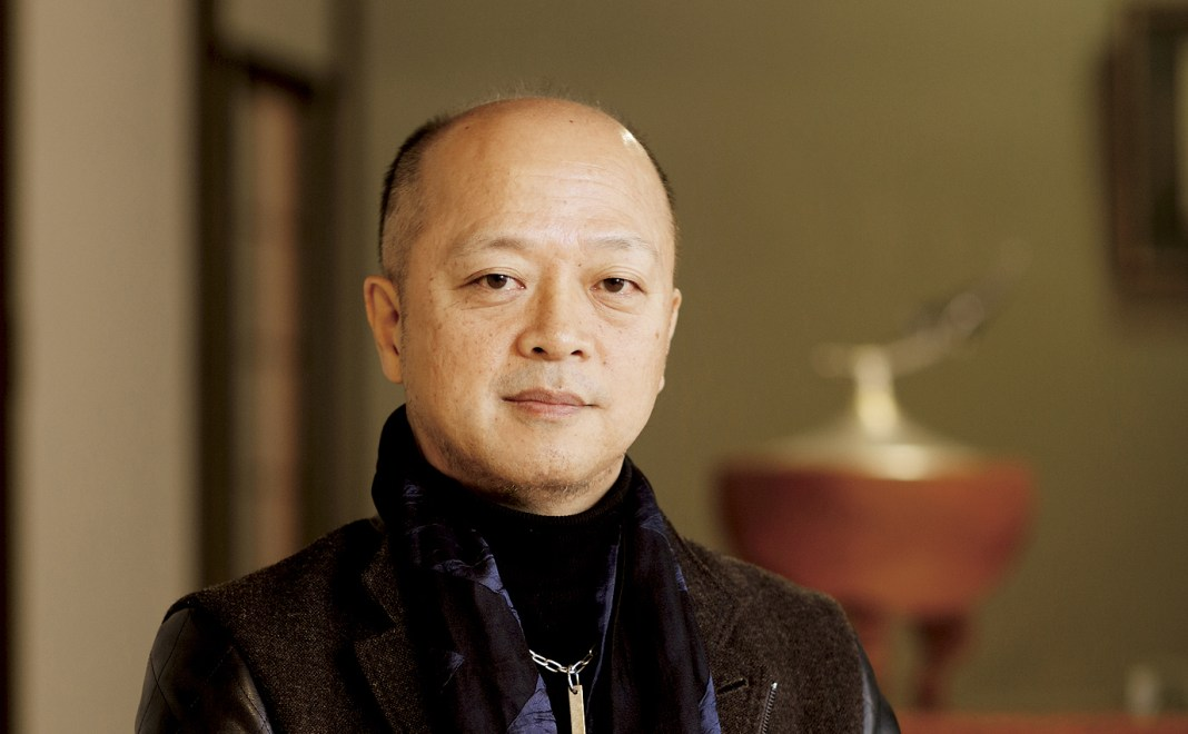 Artist Ohi Toshio Chozaemon XI