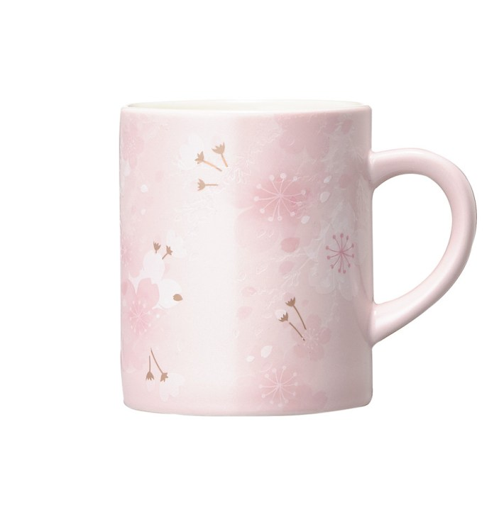 The Cherry Blossom Collection is coming. Starbucks Korea Collection