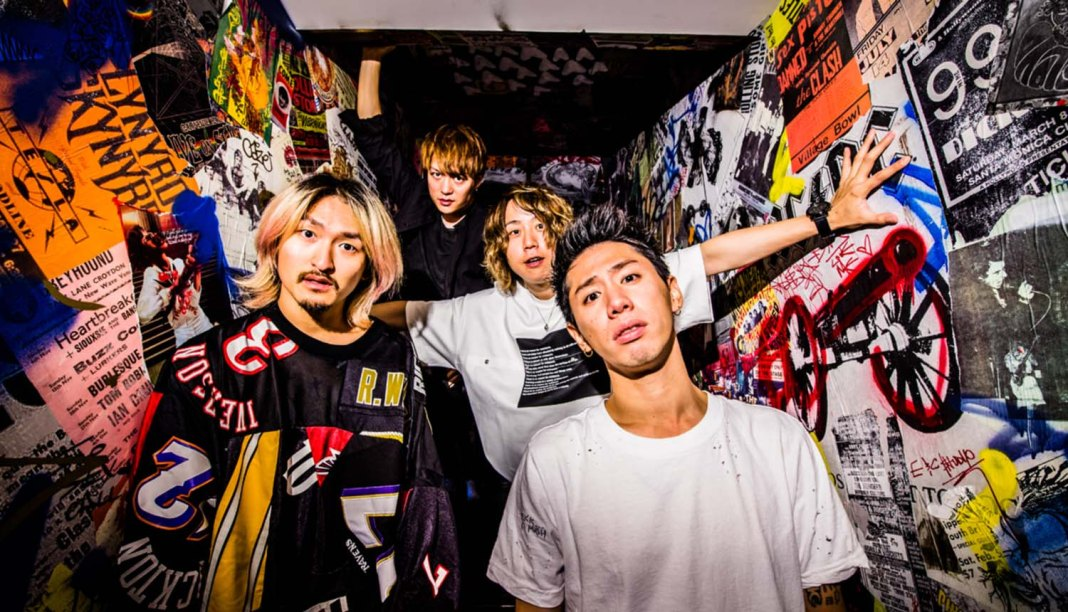 ONE OK ROCK 2019 NORTH AMERICAN TOUR