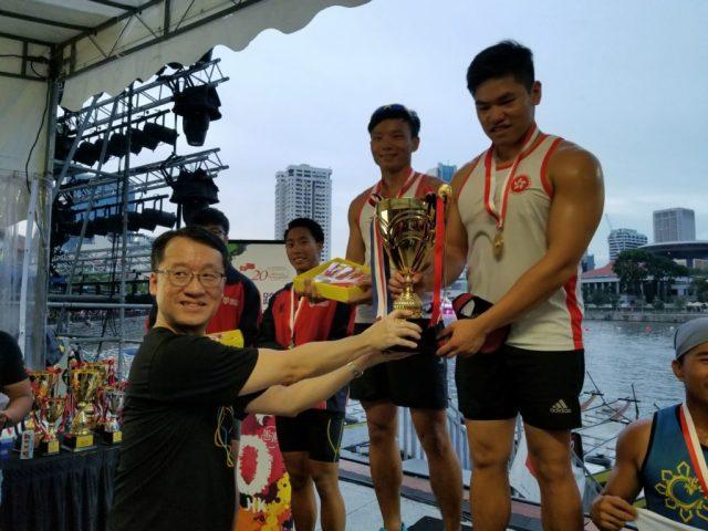 Hong Kong Dragon Boat Team Captured Brilliant Results in 35th Singapore River Regatta!
