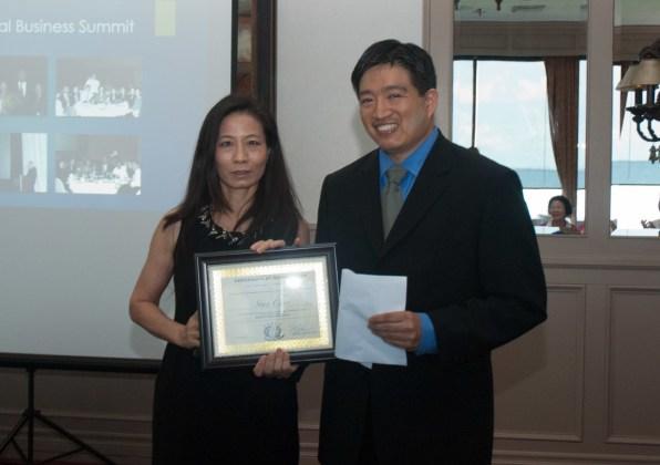 Dr. Maywa Yei & Mr. Stan Chen