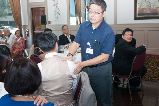 Tony Lin & Dr. Lowei Han