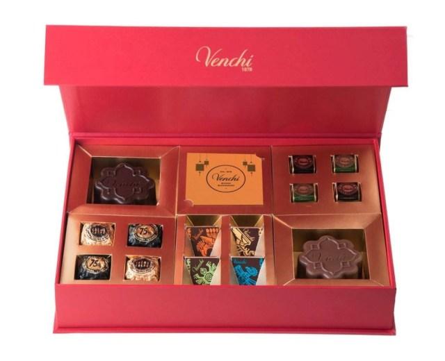 Venchi chocolate Hong Kong
