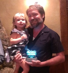 Volunteer of the Year – Will Walker, owner of Will's Pub & lil indies