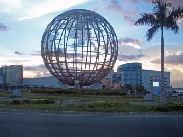 Mall of Asia Globe