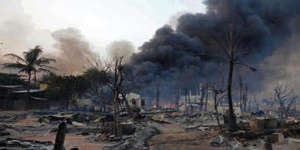 Terror Turns to Myanmar