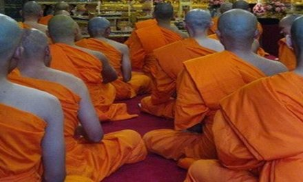 A Hate-Filled Monk Silenced, Not the Hate
