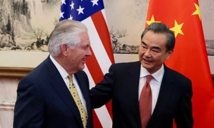 Reason Must Prevail During Tillerson's Talks