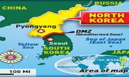 Accept Reality-Diplomatic Solution Only Option for North Korea