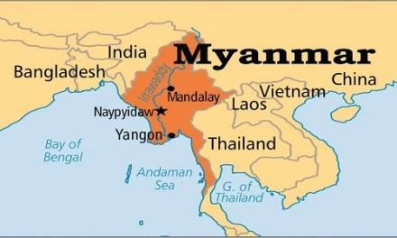 China-Myanmar Economic Corridor could Stabilize Region