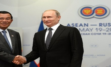 Russia Courts Southeast Asian Partners With Authoritarian Streaks