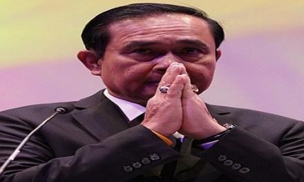 PRIME MINISTER PRAYUT IS NO PRESIDENT XI