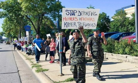 STOP DEPORTATIONS OF CAMBODIANS