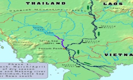 CHINA IS MAKING MEKONG FRIENDS