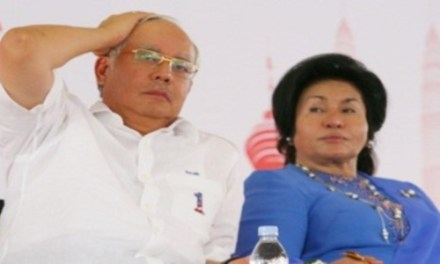 THE MARCOSES OF MALAYSIA