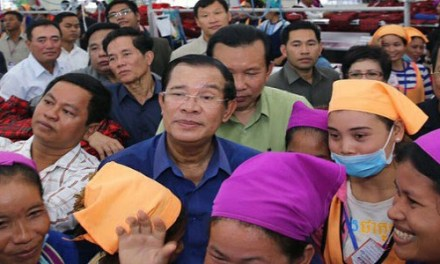 AS DEMOCRACY SINKS, CAMBODIANS CAN AT LEAST SEND A SIGNAL
