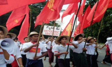 MYANMAR-30 YEARS ON, THE FIGHT CONTINUES