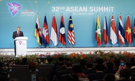 CHINA, ASEAN SHOW SHARED RESOLVE FOR RULES-BASED REGION