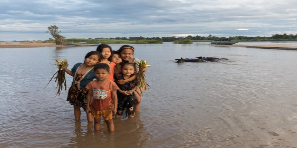 DISASTER-RISK MANAGEMENT IN LAOS