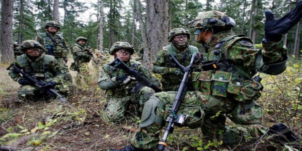 JAPAN-THE GSDF IS TAKING TO THE WAVES, BUT SHOULD IT?