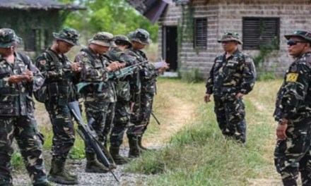 PHILIPPINES-V.LUNA MESS EXPOSES WEAK MILITARY ACCOUNTABILITY