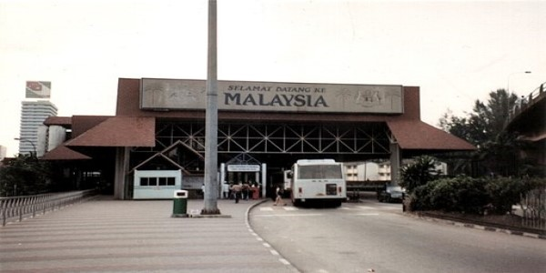 MALAYSIA-A BRIDGE OVER TROUBLED WATER