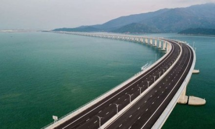CHINA-MEGA BRIDGE WILL BOOST GREATER BAY AREA
