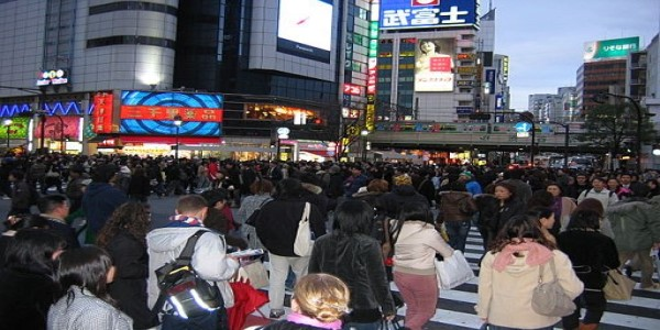 TIME FOR JAPAN TO SHINE IN DIVERSITY