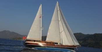 Queen of Datca – Sailing