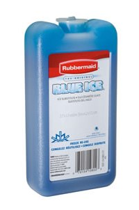 rubbermaid blue ice block