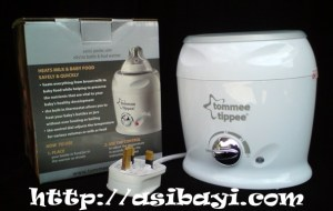 tommee tippee food and bottle warmer