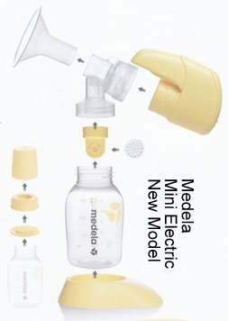 medela mini electric new model