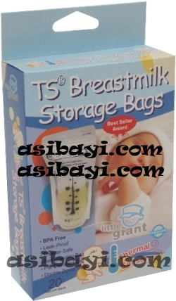 Little Giant Breastmilk Storage Bags
