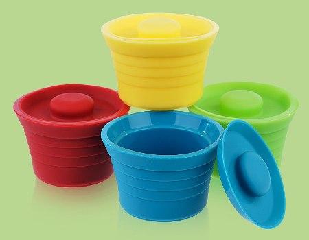 kinder-ville little bites storage jars