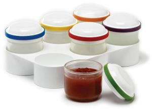 dr brown's food storage Pods & stackable Freezer Tray